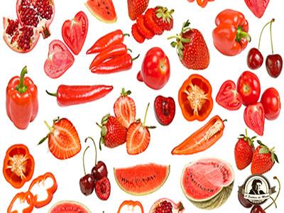 Benefícios dos alimentos vermelhos