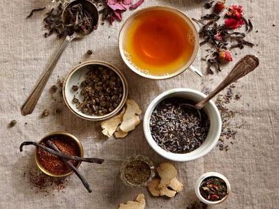 Benefícios do chá da alegria