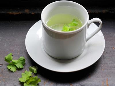 Chá de salsa