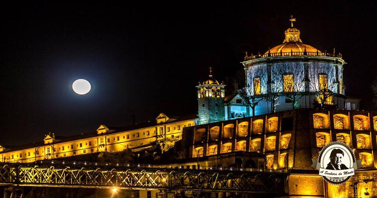 História do Mosteiro de Santo Agostinho da Serra do Pilar