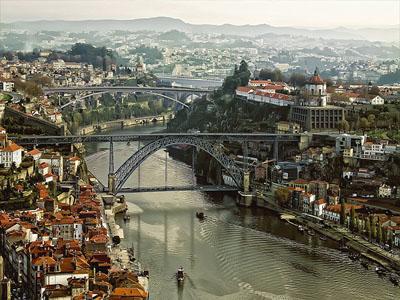 Margens do rio Douro