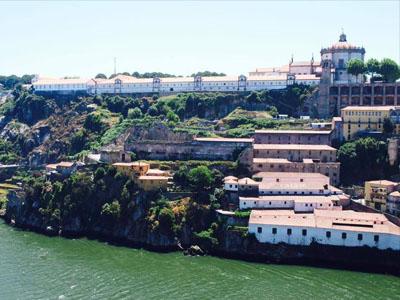 Mosteiro da Serra do Pilar - Gaia