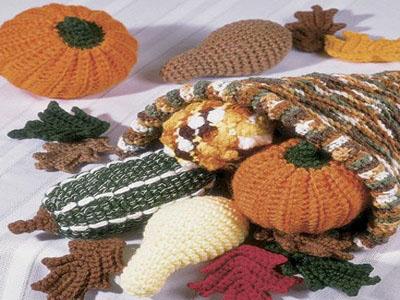Decoração com tricot