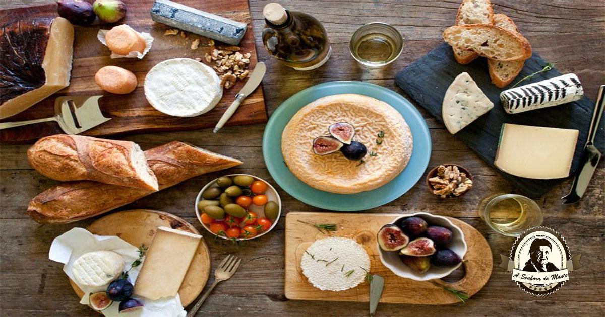 História do queijo