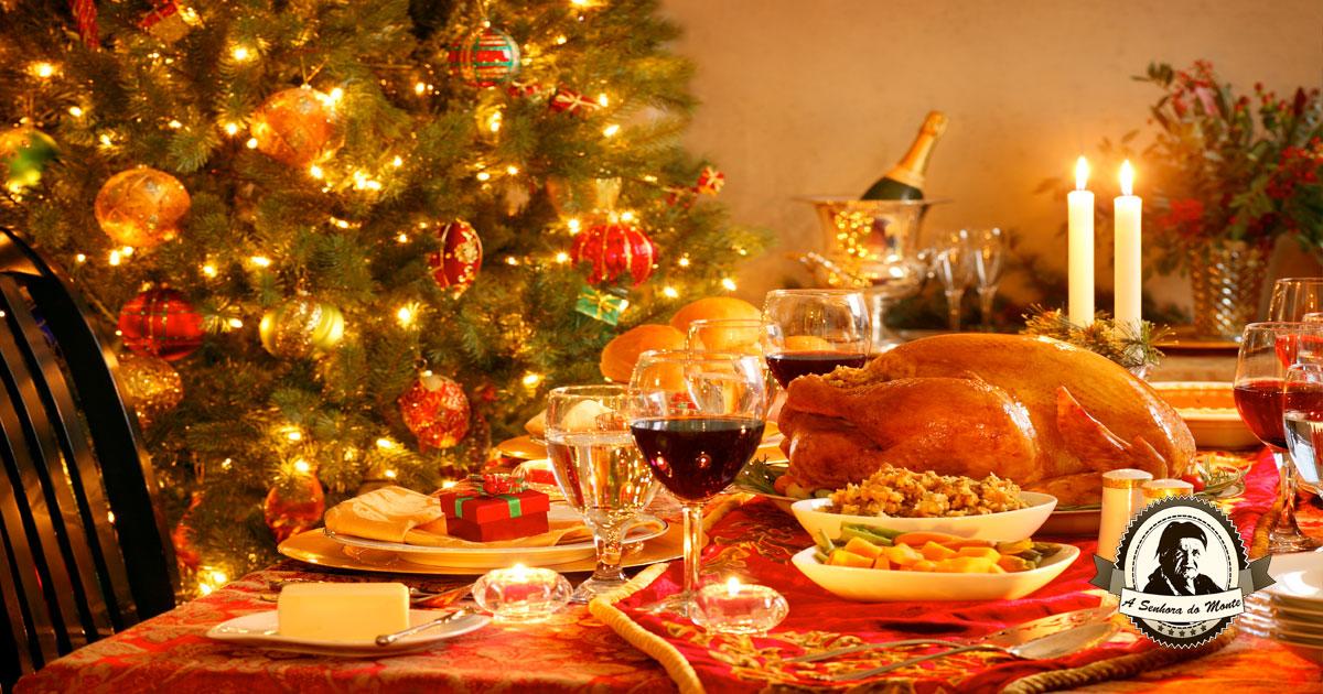 Conheça os pratos típicos de Natal de cada região portuguesa
