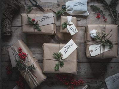 Ideias originais para presentes de Natal