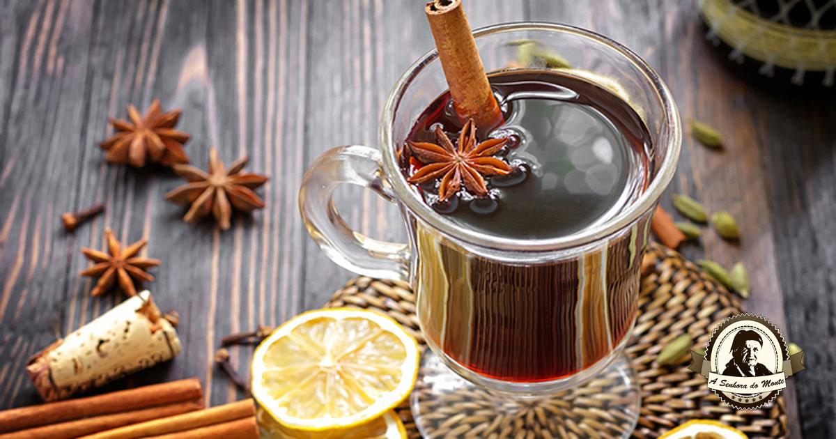 Receita de vinho quente para os dias frios de inverno
