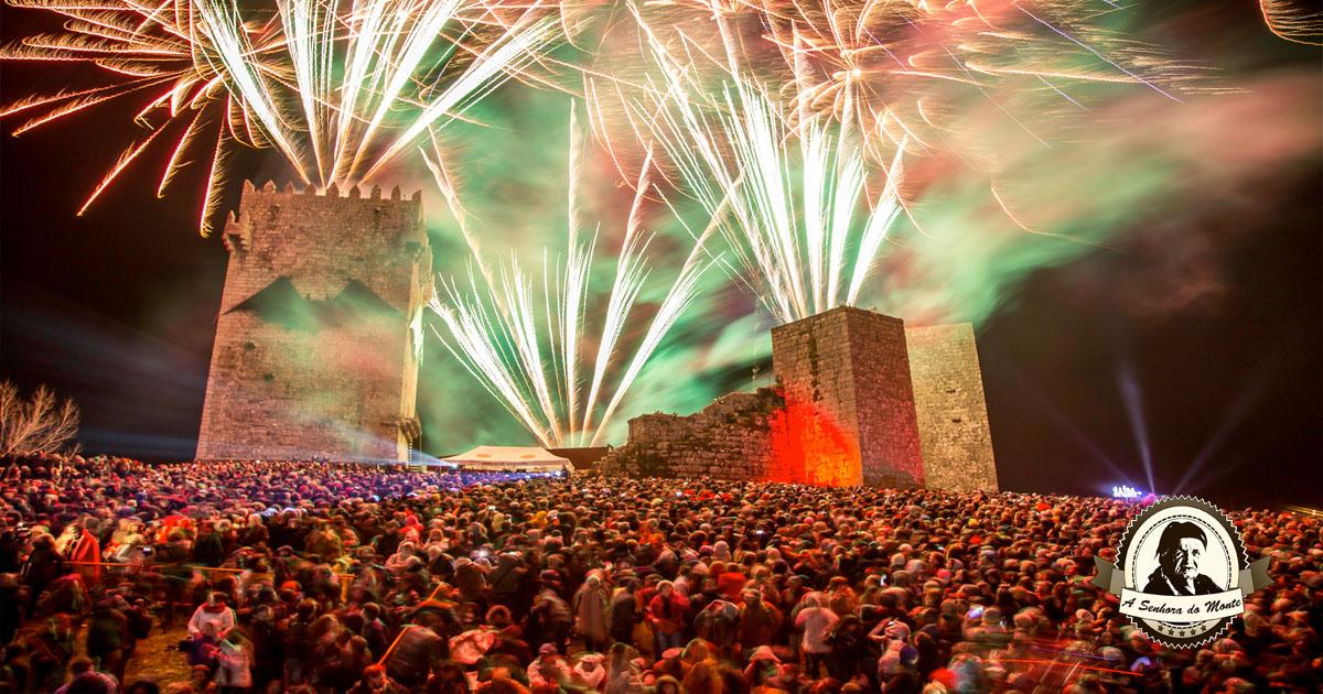 Sexta feira 13 - Dia das Bruxas em Montalegre