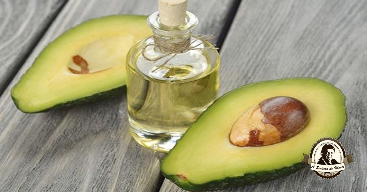 Aprenda a fazer óleo de abacate