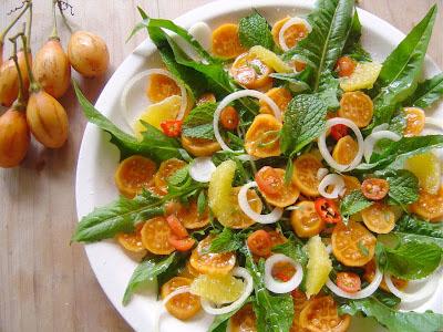 Salada de tamarilho