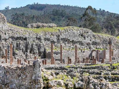 Já visitou as ruínas de Conímbriga?