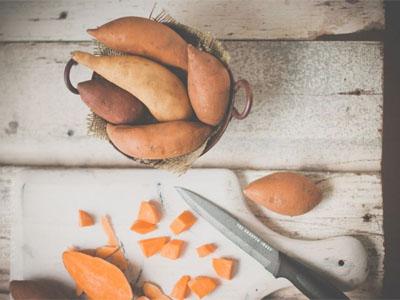 Conheça os benefícios da batata doce