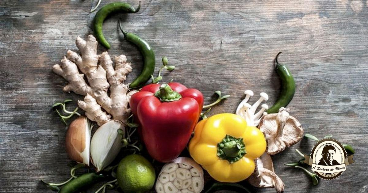 Propriedades e indicações terapêuticas - Pimentos
