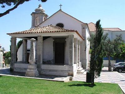 Capela e miradouro da Nossa Senhora do Monte