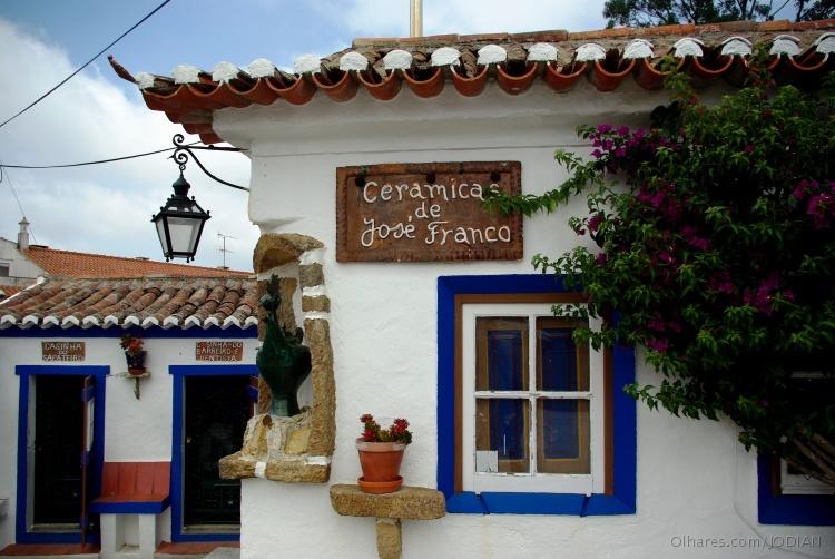 Já visitou a Aldeia típica de José Franco entre a Ericeira e Mafra?