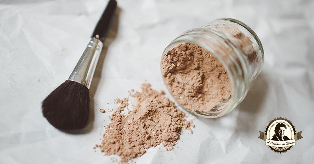 Como usar e fazer champô seco caseiro