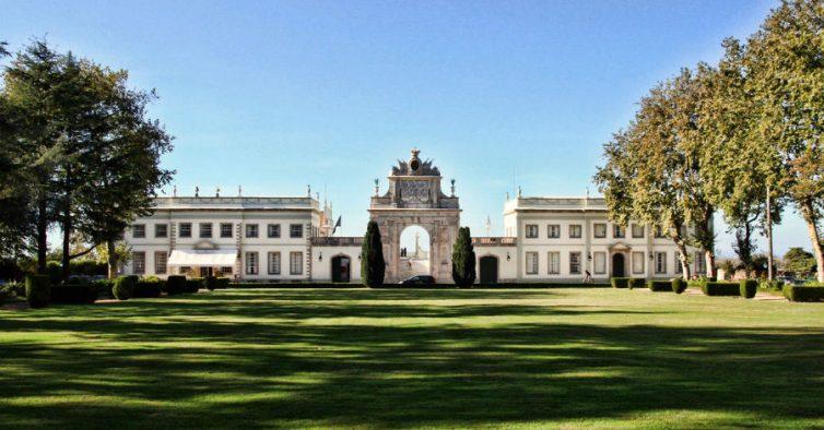 Seteais - Conheça um dos palácios mais românticos de Portugal