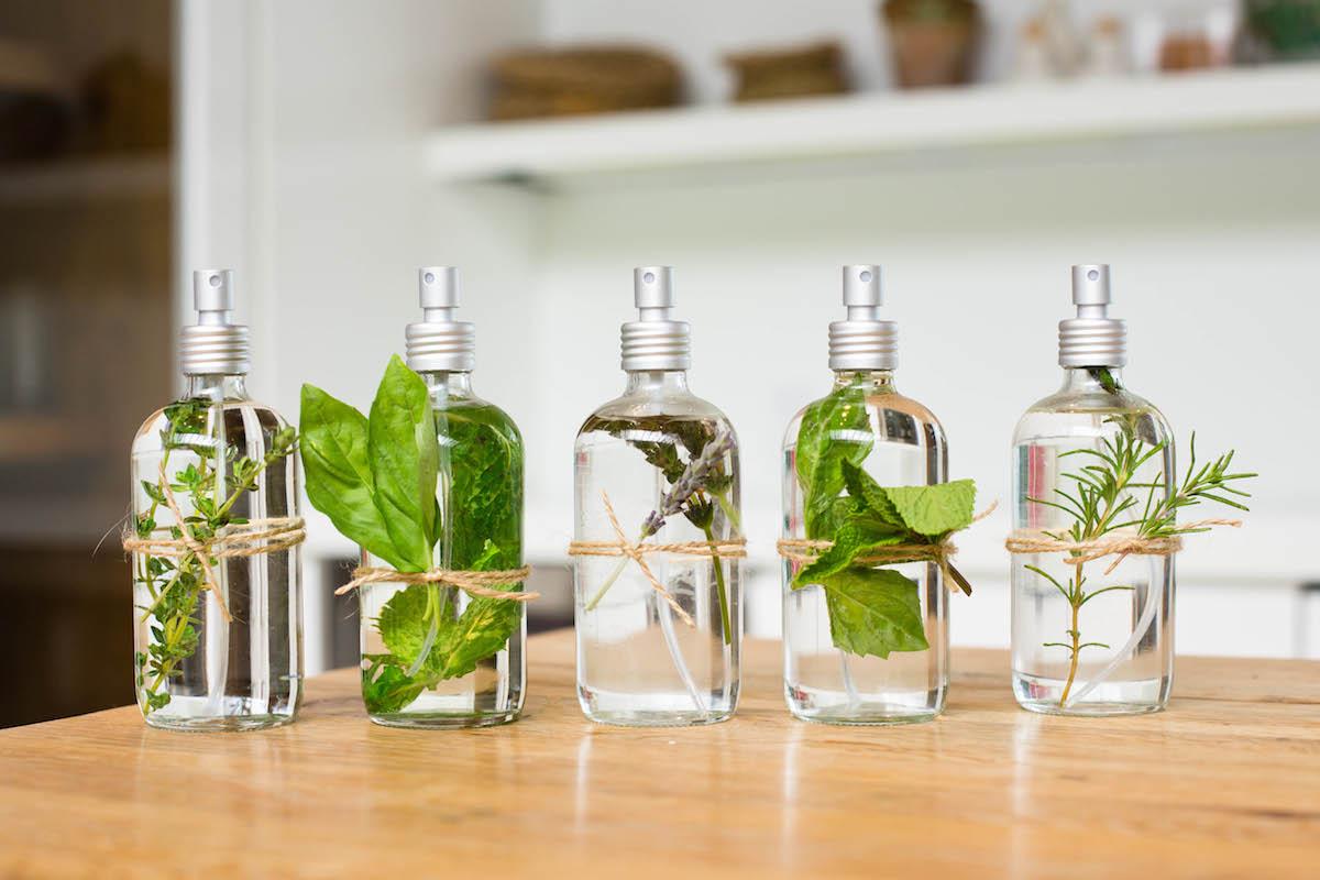 Aprenda a fazer perfumes naturais para si e para a sua casa!