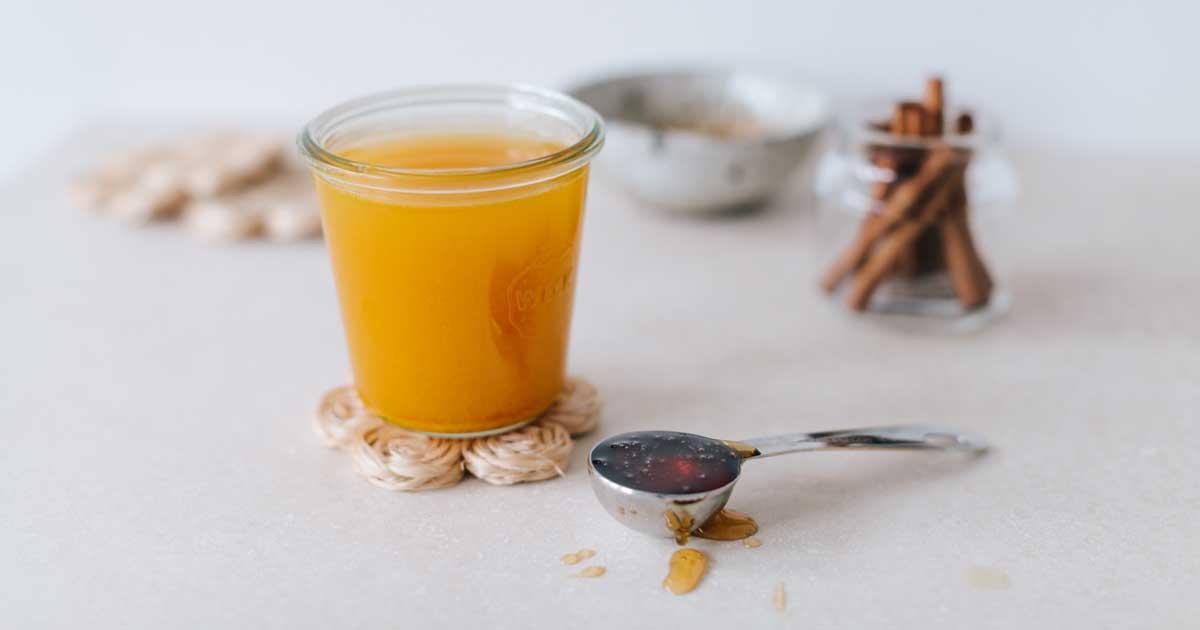 Remédio natural para aquecer nos dias frios de Inverno!