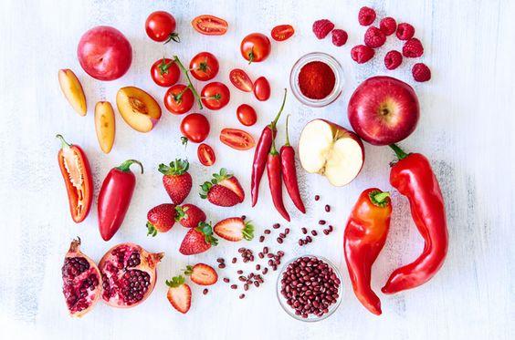 Benefícios dos alimentos encarnados