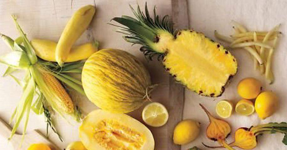 Saiba quais são os benefícios dos alimentos amarelos