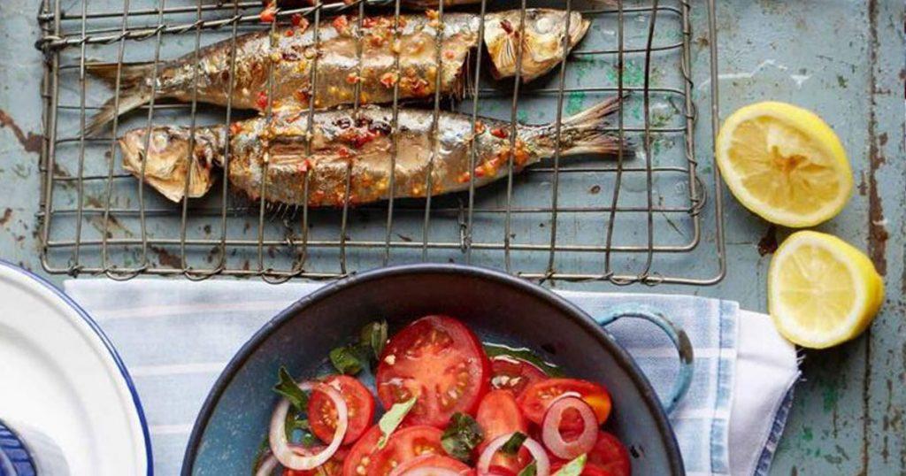 Sabe se as sardinhas que comprou são frescas?
