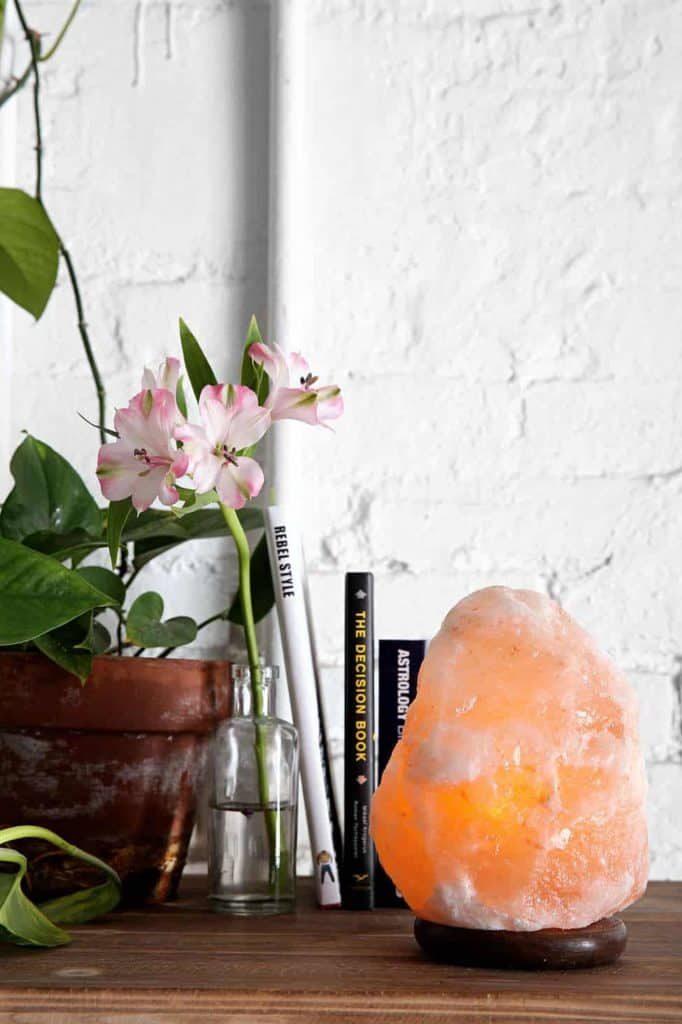 Já conhece as lâmpadas de sal e os seus benefícios?