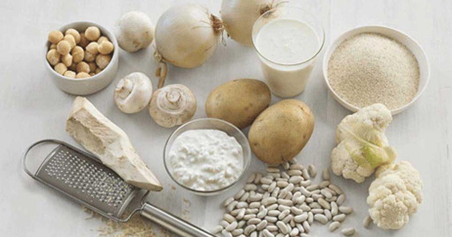 Saiba quais são os benefícios dos alimentos brancos