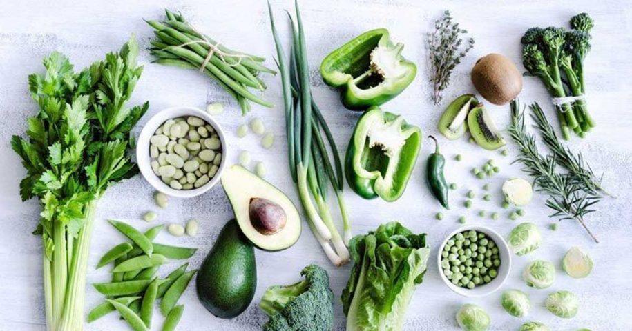 Saiba quais são os benefícios dos alimentos verdes