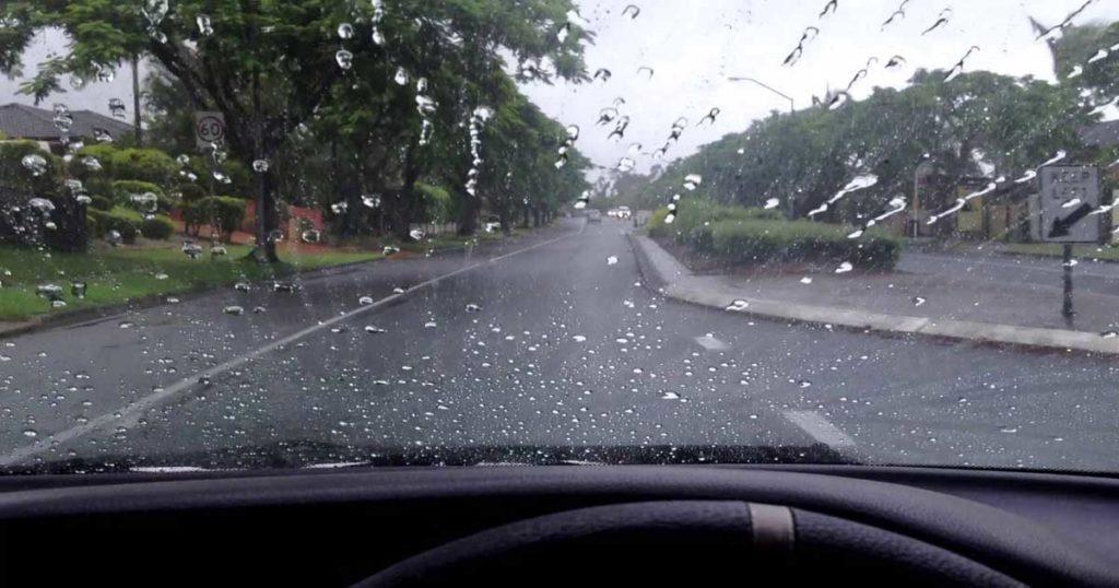 Repelente de água para pára-brisas do carro