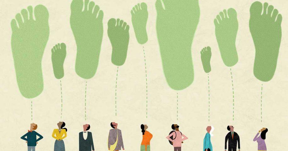 Querem saber algumas ideias para reduzirem a vossa pegada ecológica?