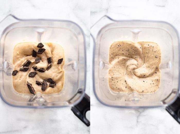 Faça um gelado saudável em menos de 5 minutos!