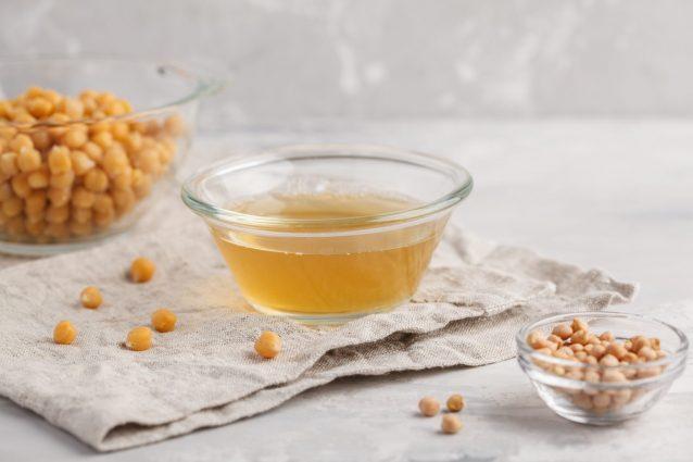 Sabe o que é aquafaba? Um substituto natural das claras de ovos!