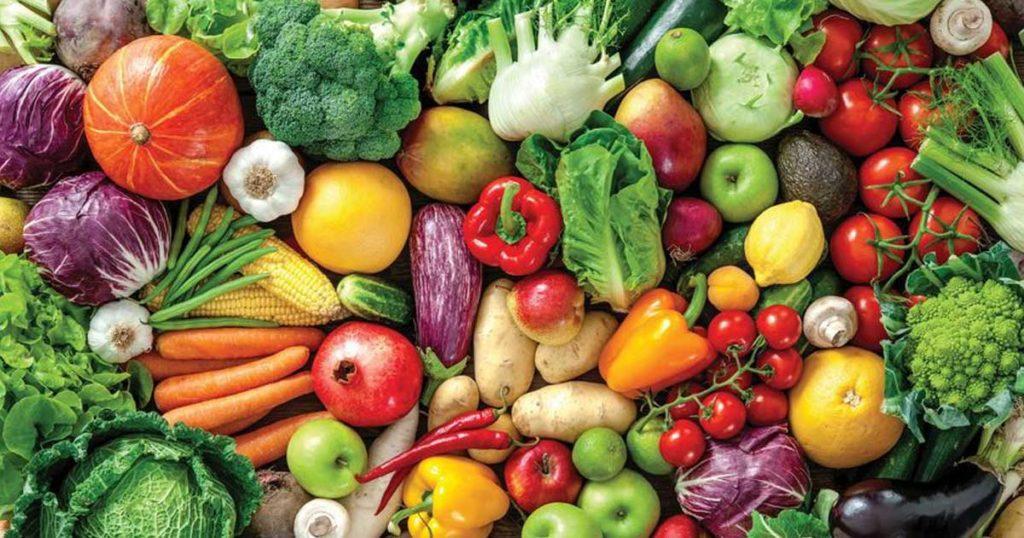 Aprenda que frutas e legumes deve comer em cada estação do ano