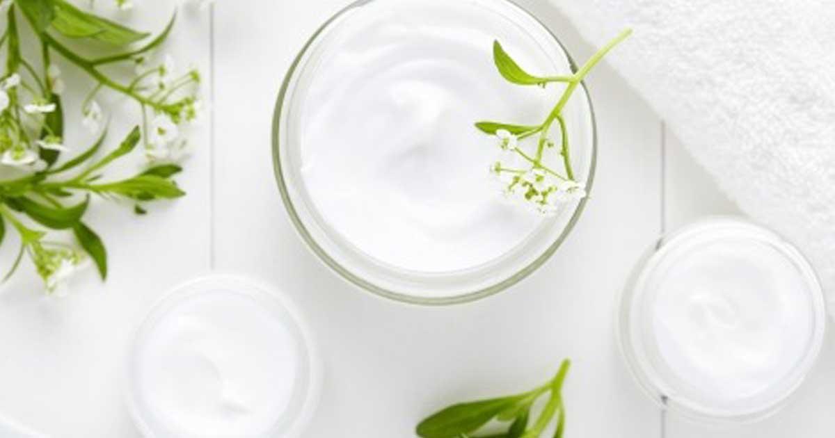 Receita de creme hidratante para peles secas e sensíveis