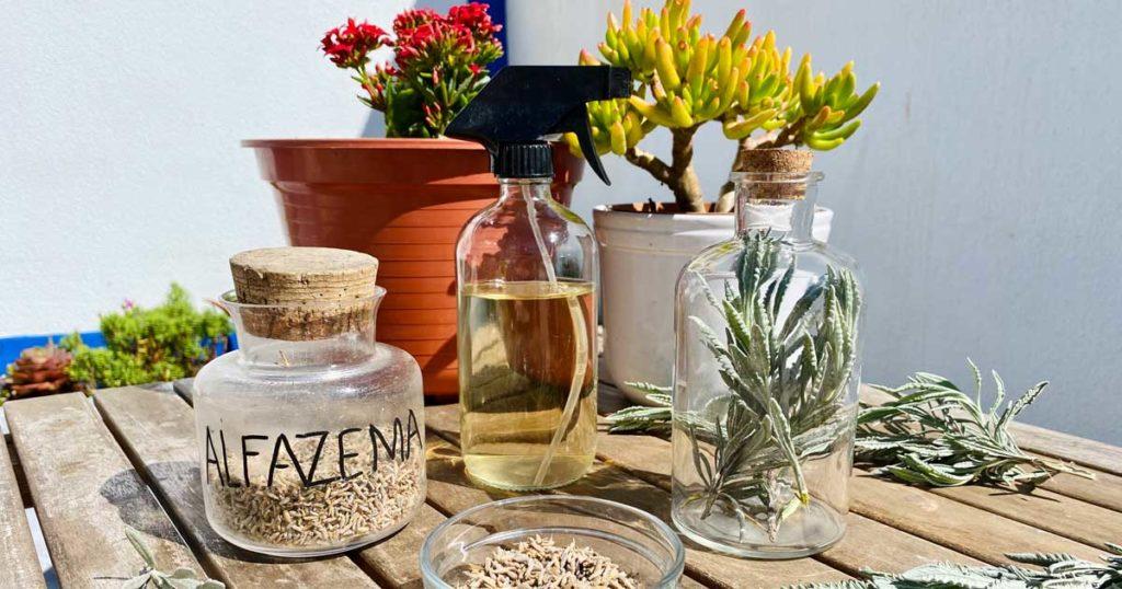 Como se faz e quais as utilidades do vinagre de alfazema