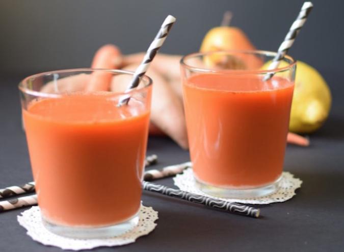 Sabe quais são os benefícios do sumo de batata doce?